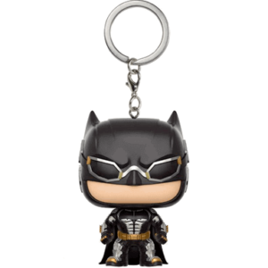 Batman nøglering figur - Justice League - Funko Pop