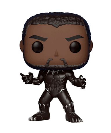 Image of   Black Panther figur - Funko pop vinyl