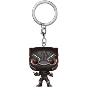Black Panther nøglering figur - Black Panther 1 - Funko Pop