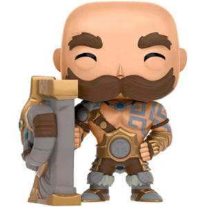 Braum figur - League of Legends - Funko Pop