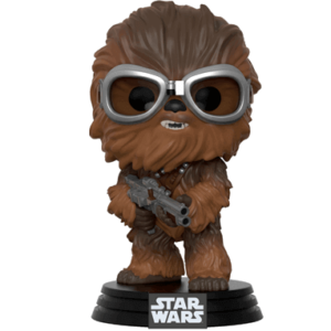 Chewbacca figur - Star Wars - Funko pop