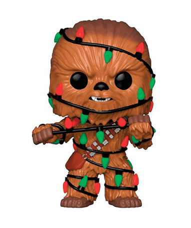 Image of   Chewbacca figur - Star Wars - Funko Pop