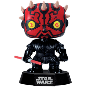 Darth Maul figur - Star Wars - Funko pop