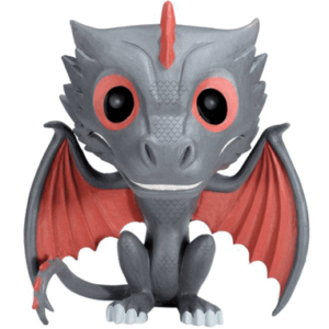 Drogon figur - Game Of Thrones - Funko Pop