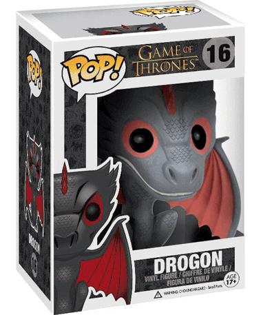 Drogon figur - Game Of Thrones - Funko Pop - I kasse