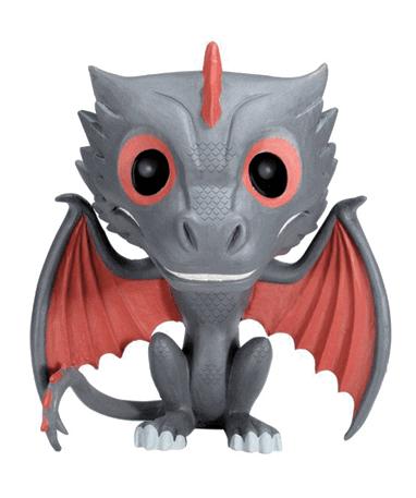 Drogon figur - Game Of Thrones - Funko Pop