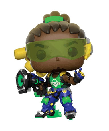 Lucio Figur - Overwatch - Funko Pop