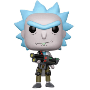 Rick figur - Rick and Morty - Funko pop