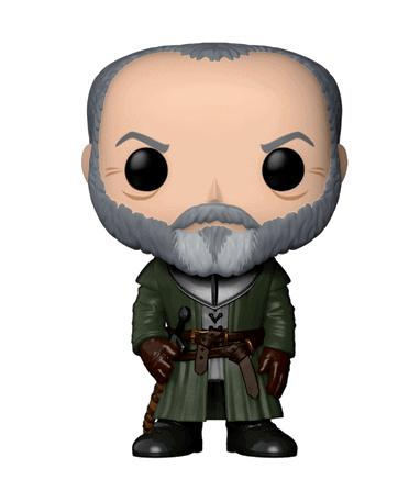 Ser Davos Seaworth figur - Game Of Thrones - Funko Pop