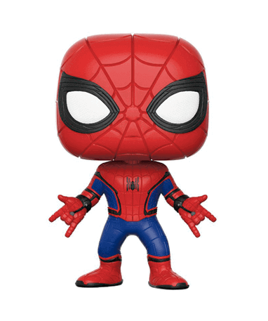 Spiderman figur - homecomming