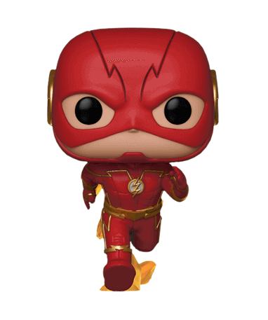 The flash Funko Pop figur - The Flash TV