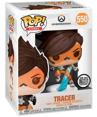 Tracer figur - Funko Pop - Overwatch
