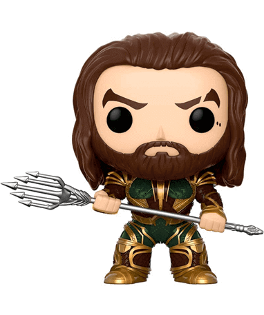 Image of   Aquaman figur - Justice League - Funko Pop