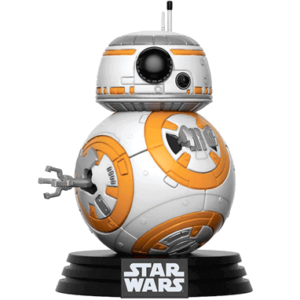 BB-8 figur – Star Wars The Force Awakens – Funko Pop