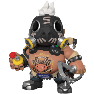 Roadhog figur overwatch funko pop 2018