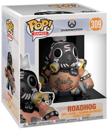 Roadhog figur overwatch funko pop 2018 i kasse