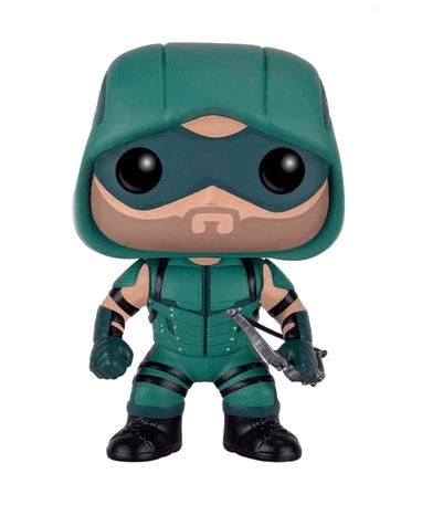 The Green Arrow figur - Tv Arrow - Funko Pop