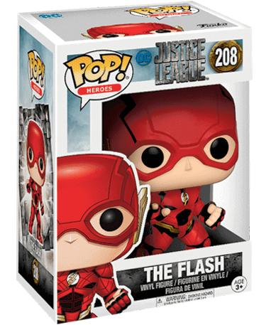 The flash figur - Justice League - Funko Pop - I kasse