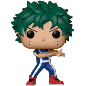 Deku figur - My Hero Academia - Funko Pop