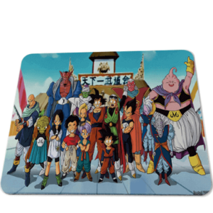 Dragon Ball Z gamer musemåtte - 25x29cm