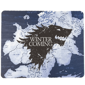 Game Of Thrones musemåtte – 25x29cm