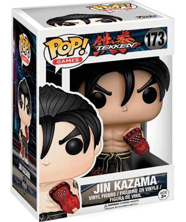 Jin Kazama figur - Tekken - Funko Pop - i kasse