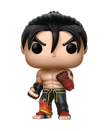 Jin Kazama figur - Tekken - Funko Pop
