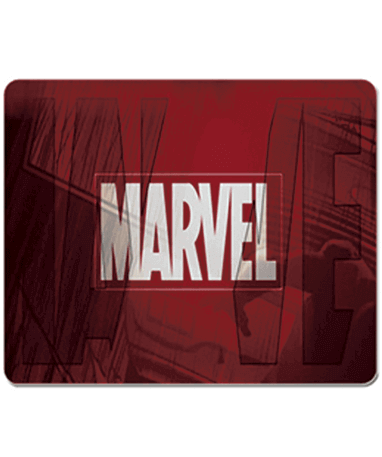 Marvel gamer musemåtte - 25x29cm