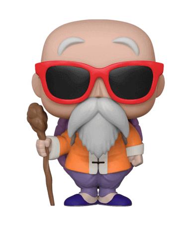 Master Roshi figur - Dragonball Super z - Funko pop