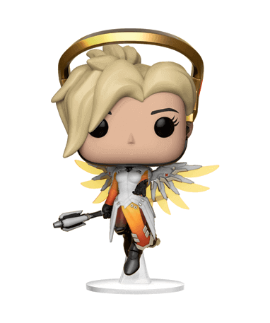Mercy figur - Overwatch - Funko Pop