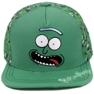 Pickle Rick cap-kasket - Rick And Morty