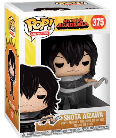 Shot Aizawa figur - My Hero Academia - Funko Pop - i kasse