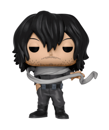 Shot Aizawa figur - My Hero Academia - Funko Pop