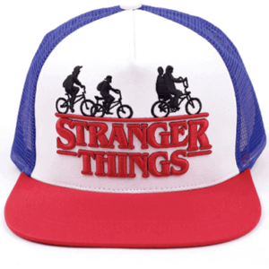 Stranger things cap-kasket