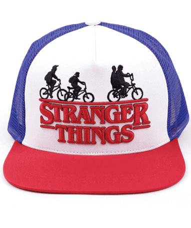 Stranger things cap-kasket