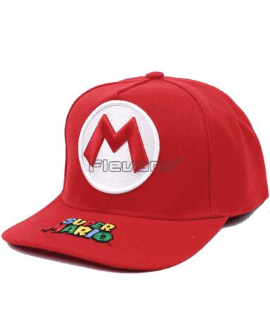 Super Mario Cap-Kasket - højre