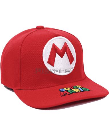 Super Mario Cap-Kasket - venstre