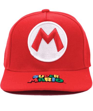 Super Mario Cap-Kasket
