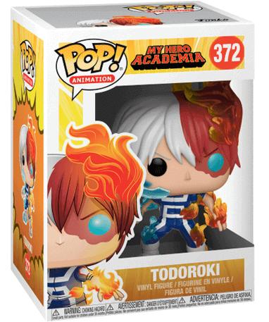 Todoroki figur - My Hero Academia - Funko Pop - I kasse