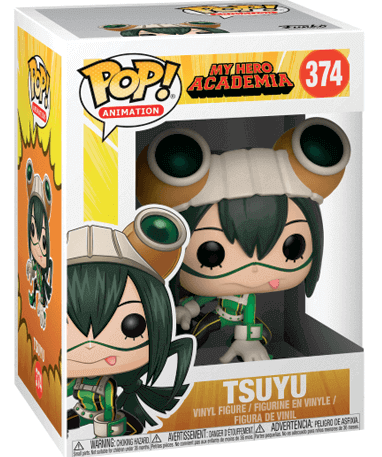 Tsuyu Asui figur - My Hero Academia - Funko Pop - i kasse