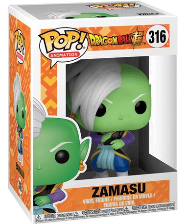 Zamasu figur - Dragon ball super - Funko Pop - i kasse