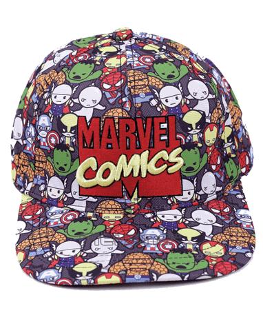 marvel-comics-cap-kasket forfra