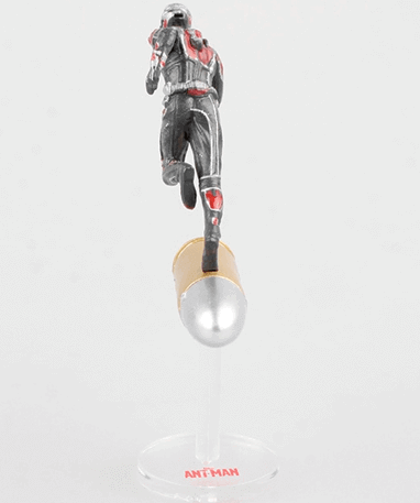 Ant-man figur 6.2cm - Captain america Cevil war - bagfra