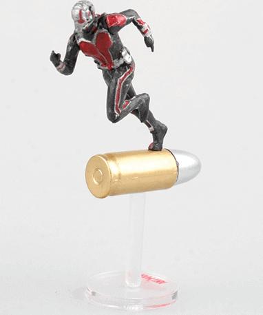 Ant-man figur 6.2cm - Captain america Cevil war - fra højre