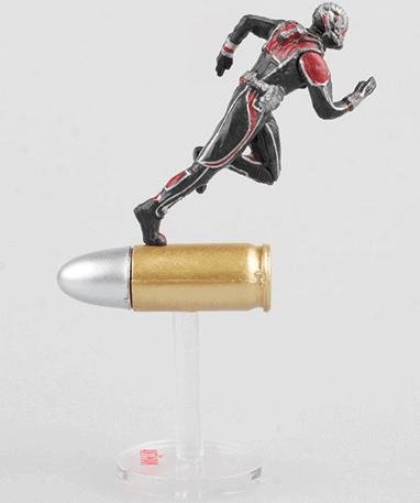 Ant-man figur 6.2cm - Captain america Cevil war - fra venstre
