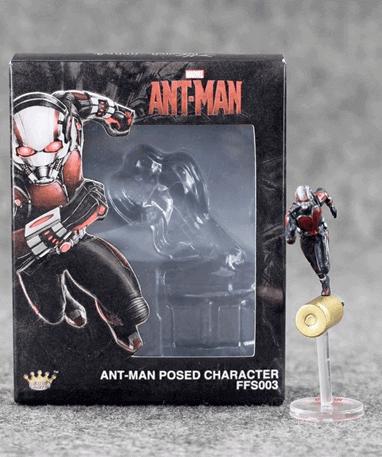 Ant-man figur 6.2cm - Captain america Cevil war - med kasse