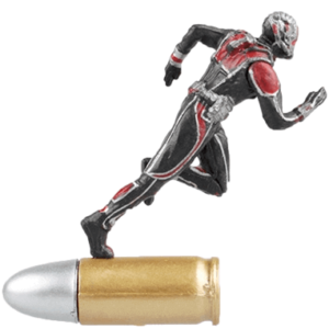 Ant-man figur 6.2cm - Captain america Cevil war - stor