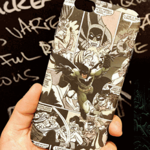 Batman Iphone cover - Dc comics