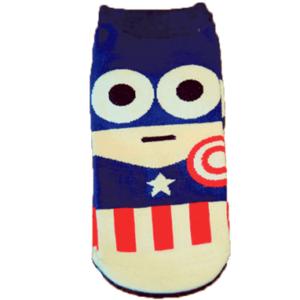 Captain America ankelsokker - Marvel