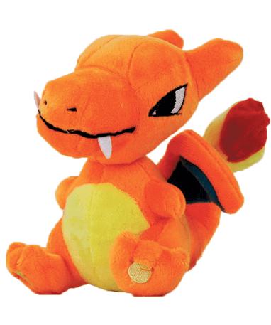 Image of   Charizard bamse - Pokemon - 15cm